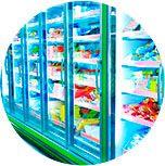 Walk in freezer monitoring